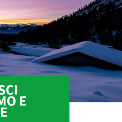 DOMENICA 20 GENNAIO – 26° RADUNO SKI ADVENTURE  Ciaspole e Scialpinismo