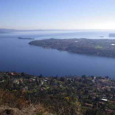 DOMENICA 31 MARZO Escursione sulla Bassa Via del Garda, tratto da Salo' a Toscolano
