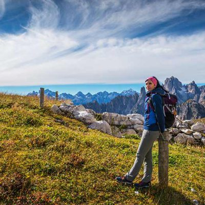 GIOVEDI 25 APRILE Escursione nella vallata di Costa di Gargnano