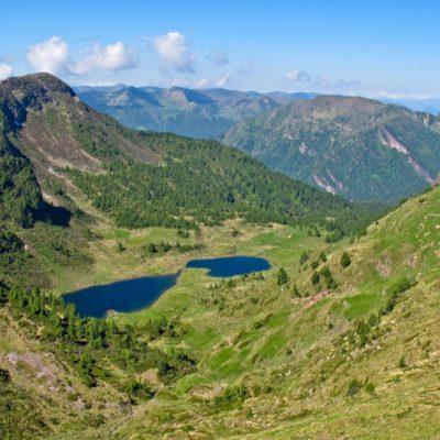 DOMENICA 23 GIUGNO Escursione dal Gaver ai Laghetti e al Monte Bruffione