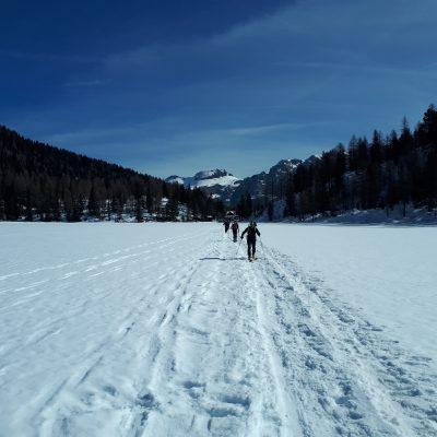 La sezione CAI di Salò organizza una bella e facile escursione sui monti della Lessinia