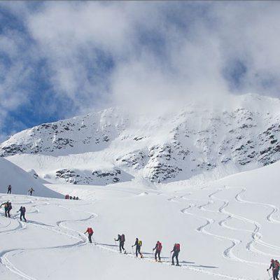 Save the date: martedì 14 gennaio 2020 presentazione del corso di scialpinismo