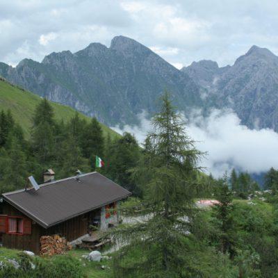 DOMENICA 21 GIUGNO escursione ai Rifugi Laeng e San Fermo in Val Camonica