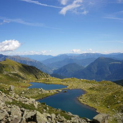 Domenica 4 Luglio – Monte Cengledino e Laghi di Valbona